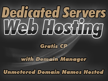 Half-priced dedicated servers hosting plan